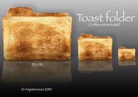 Toast Folder by Asjemenouni