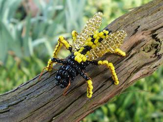 Wasp by PardalisStrix