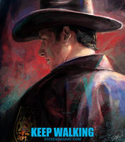 Keep Walking by stevegoad