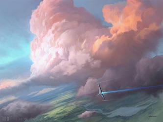 Big Sky Series - Flight by stevegoad