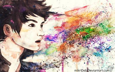 Jaejoong {Love like Heaven} by mikriDeb