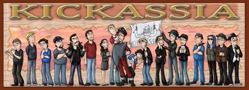 Team Kickassia by Expression