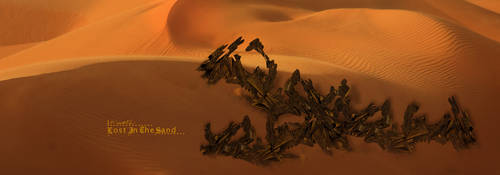Lost In The Sand by Orrin1