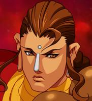 Vampire Hunter - Donovan Character Select HD by ZabZarock