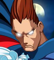 Vampire Hunter - Demitri Character Select HD by ZabZarock