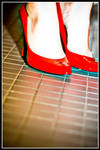 red shoes by jotdb