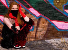 Gothic Fashion II by DundeePhotographics