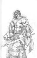 HEX Kickstarter Tribemember Commission by keucha