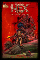 Hex the Lost Tribe issue #2 (cover) by keucha