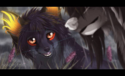I WILL ALWAYS BE HERE FOR YOU + [ SPEEDPAINT ] by nospectral