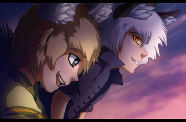 Blade and Soul: Woah! by nospectral