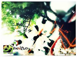 Robo brinquedo toy by skdanilo