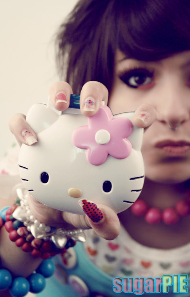 Hello Hello Kitty by OrdinaryThing
