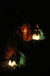 Candlelight 19 by MarjoleinART-Stock