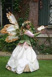 Flower Queen 16 by MarjoleinART-Stock