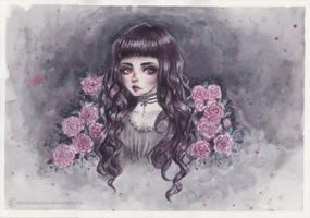 Vampire doll by ARiA-Illustration