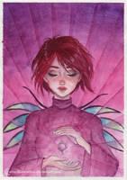 Childhood hero by ARiA-Illustration