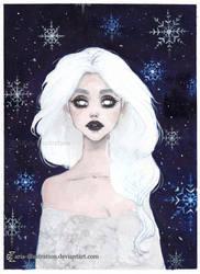 Frostbitten by ARiA-Illustration
