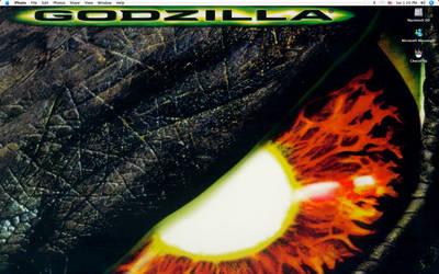 Godzilla by ImtheArbiter
