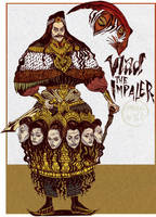 Vlad the Impaler by mysteryming