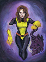 Kitty Pryde by mysteryming