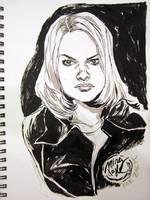 HeroesCon 2011 - Rose Tyler by mysteryming