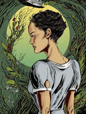 Katniss Everdeen by mysteryming