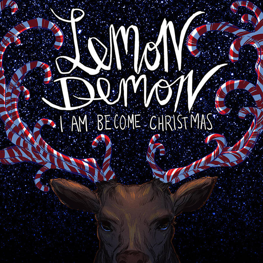 I Am Become Christmas by mysteryming