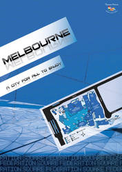 Melbourne - A City To Enjoy by Out-House