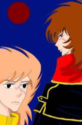 Gaia's last confrontation by captaincara
