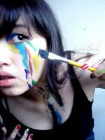 paint me. by iamstarshine