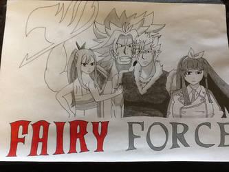 Fairy Force by Snowfairy007