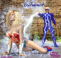 The Return of Dynamo by ladytania