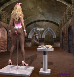 The Art Exhibit - Alternate Ending 1 by ladytania