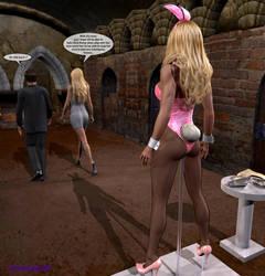 The Art Exhibit - Alternate Ending 6 by ladytania