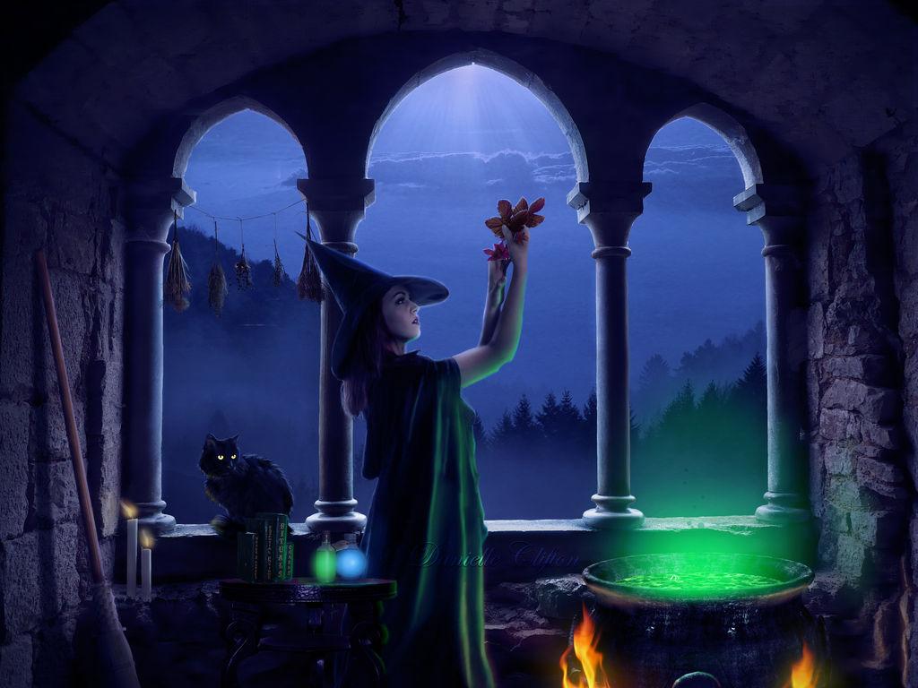 Midnight Magic by Emerald-Depths