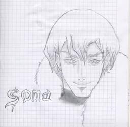 Soma Cruz Castlevania AoS by SomaCruzFirm