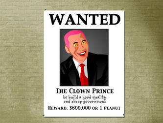 The Clown Prince by Drag-az