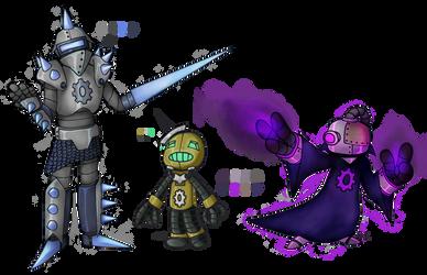 Robos by Beane-Cat