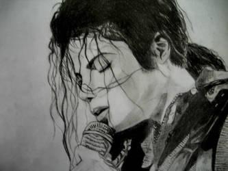 Michael Jackson by Alfuss