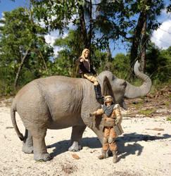 GI Joe elephant corps by wolf-hound