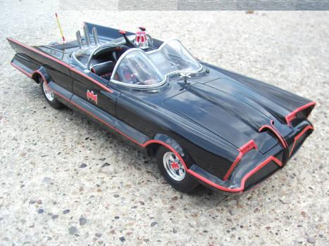 1966 Batmobile by vash68