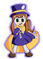Hat kid by FaithCreates