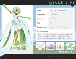 .::POKE-LIFE : G A R D E V O I R::. by Suiisei