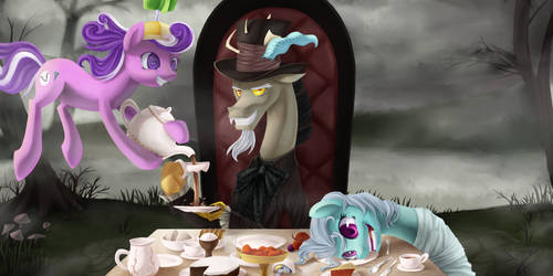 A Cup of Madness by Aurarrius