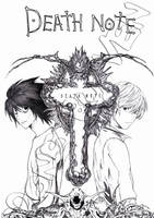 Death_Note_Cover_Completed by babyven