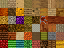 RPG Maker Tiles by Ayene-chan