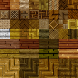 RPG Maker Wooden Floor by Ayene-chan