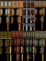 RPG Maker VX - Door II by Ayene-chan