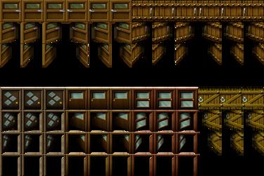 RPG Maker VX - Door I-2 by Ayene-chan